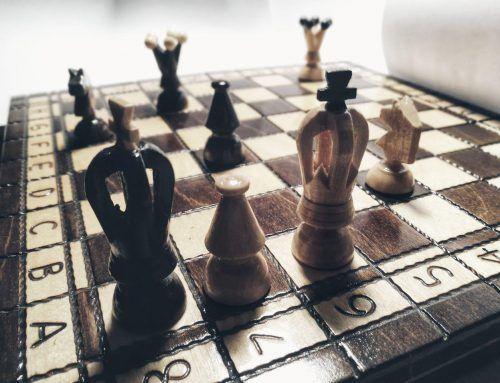 ¿Qué tiene en común el hockey hierba con el ajedrez?