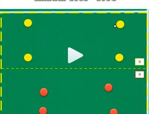 Juegos de hockey hierba: kabaddi 4vs1 a 4vs3
