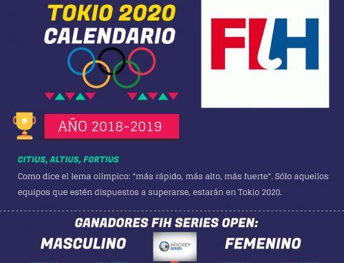 Infografía: la cuenta atrás a los Juegos Olímpicos de Tokio 2020
