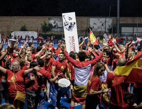 #RoadToTokyo – Doblete de España en la clasificación para los JJOO